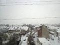 Düren ~ Blick von der Schnellfahrstrecke Köln–Aachen ~ Januar 2015 (2).JPG