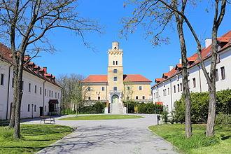 Dürnkrut, Austria - Dürnkrut Palace