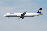 D-AISX - A321 - Lufthansa