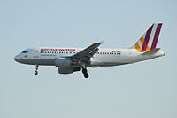 D-AKNQ - A319 - Germanwings