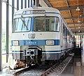 DB BR 420 002-8, Blau-Weiß-Lackierung - (DE) Deutsches Verkehrsmuseum München - 26.04.2014 (14205600153).jpg
