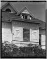 DETAIL, EAST SIDE - Riddell Fish House, 245 West K Street, Benicia, Solano County, CA HABS CAL,48-BENI,8-4.tif