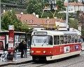 DPP 8331, Malostranská (tram stop, Klárov), 2019 (01).jpg