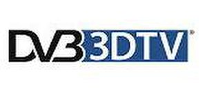 DVB 3D-TV -  DVB 3D-TV Logo