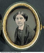 File:Daguerrotype of Susan Dickinson with Frame.jpg