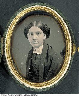 Susan Huntington Gilbert Dickinson American poet