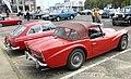 Daimler SP250 (1962) & MGC GT (1969) (34403946736).jpg
