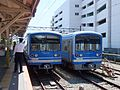 Daiyuzan Line at Daiyuzan Station.jpg