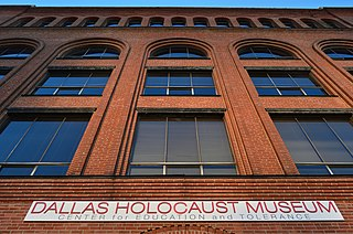 Dallas Holocaust Museum/Center for Education & Tolerance Holocaust museum in N. Record St. Suite Dallas, Texas