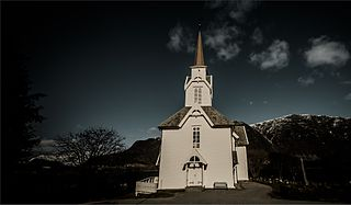 Dalsfjord Church Church in Møre og Romsdal, Norway