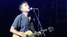 Damon Albarn in 2013.