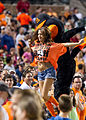 Dancing with the Baltimore Orioles Bird.jpg