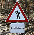 Danger Warning Sign Ornithologists German.jpg