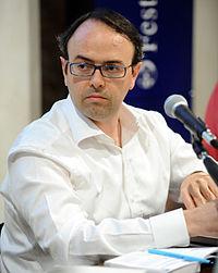 Daniele Piccini - Festivaletteratura 2012.JPG
