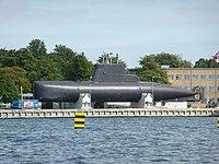 Danish Submarine -a