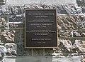 Daronco Town House plaque Pelham jeh.jpg