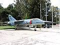 Dassault-Breguet Mirage F.1CG interceptor aircraft - Μαχητικό αεροσκάφος (26938527192).jpg
