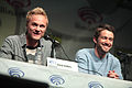 David Anders & Robert Buckley (16872172549).jpg