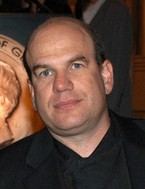 David Simon - Simon in 2004