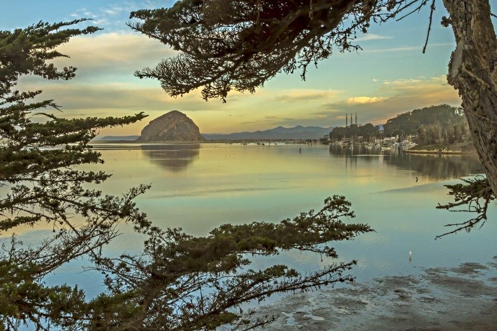 Dawn at Morro Bay.tiff