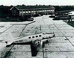 De Havilland Drover VH-DHA built at Bankstown, (undated) (20496787012).jpg