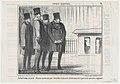 De l'utilité d'une famille pour une cantatrice, from Croquis Dramatiques, published in Le Charivari, January 28, 1857 MET DP876633.jpg