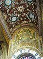 Deckenbemalung, Umayyaden-Moschee.JPG