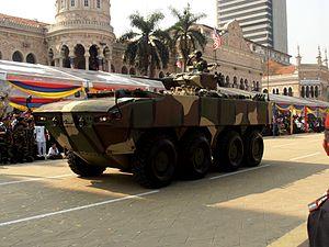 Pekan, Pahang - A DefTech AV8