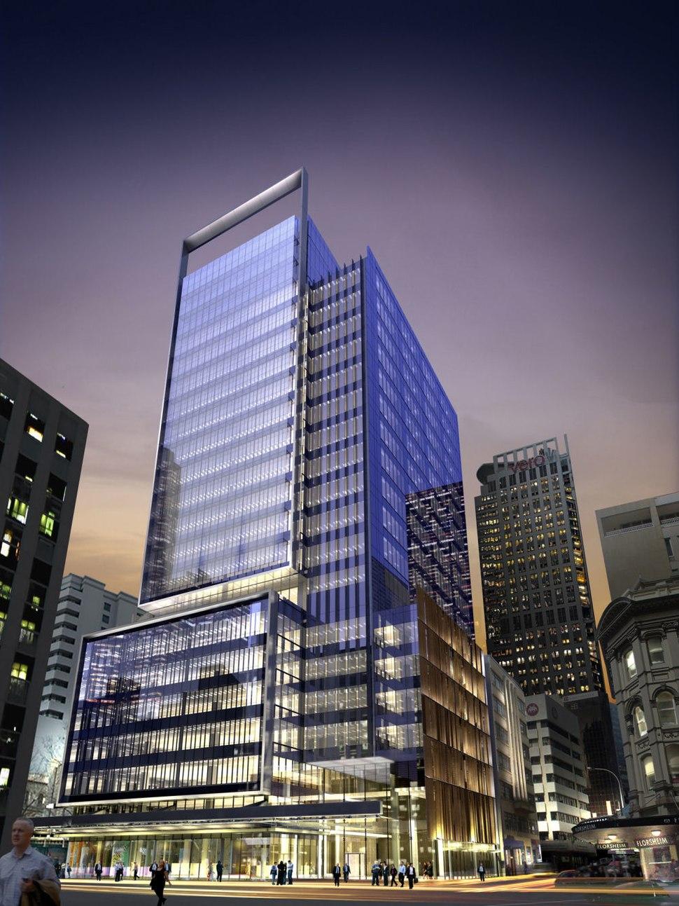 Deloitte Offices Auckland