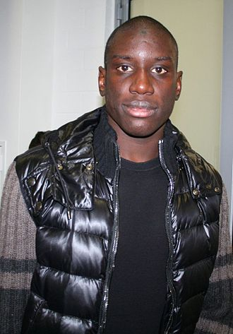 Demba Ba - Demba Ba, pictured on 31 January 2009