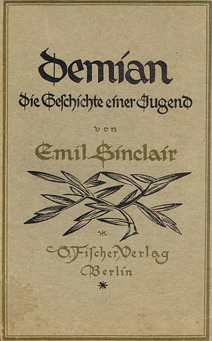 Demian - First edition (German)