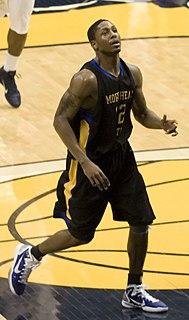 Demonte Harper American basketball player