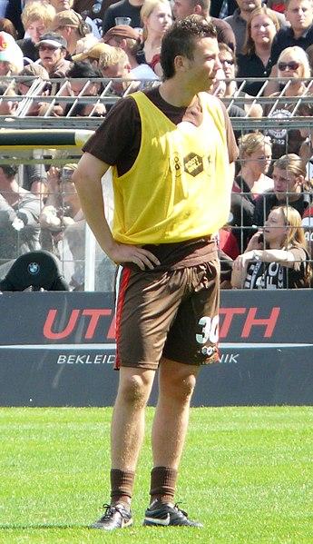 Dennis Daube, FC St. Pauli - Quelle: wikicommons