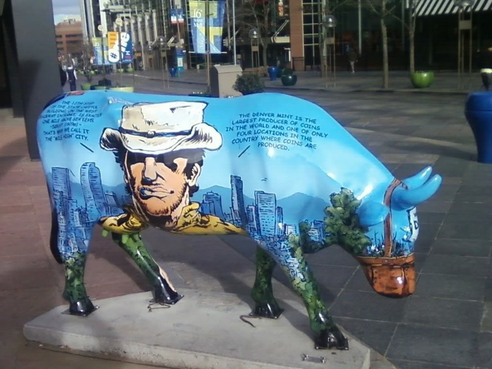 Denver Colorado Art