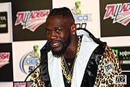 Deontay Wilder American boxer
