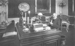 Stephan Burián von Rajecz - Image: Der Minister Stephan Freiherr Burian von Rajez 1915 C. Scolik