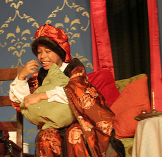 The Imaginary Invalid - The Imaginary Invalid (School theater performance)