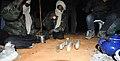 Deserto Libico - I 3 te Tuareg simbolo dell'esistenza umana, il 1°è amaro come la vita, il 2°è dolce come l'amore e l'ultimo soave come la morte ... - panoramio.jpg