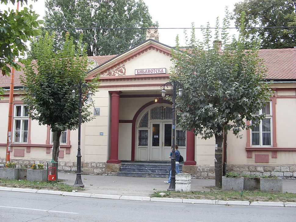 Despotovac Library