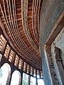 Detail of Ura Kidane Mihret (Church) - Zege Peninsula - Near Bahir Dar - Ethiopia - 01 (8680685200).jpg