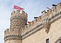Detalle frontal castillo Manzanares el Real.jpg