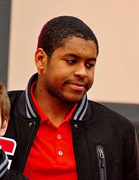 Devante Smith-Pelly WJC12 press conference.jpg