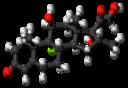Dexamethasone 3D ball