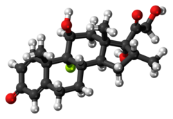 Dexamethasone 3D ball.png