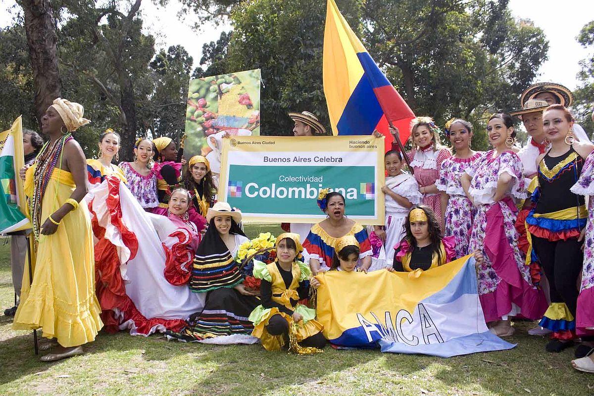 Inmigraci n colombiana en argentina wikipedia la for Piletas en buenos aires