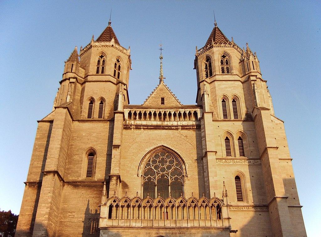 Cathédrale Saint-Benigne de Dijon
