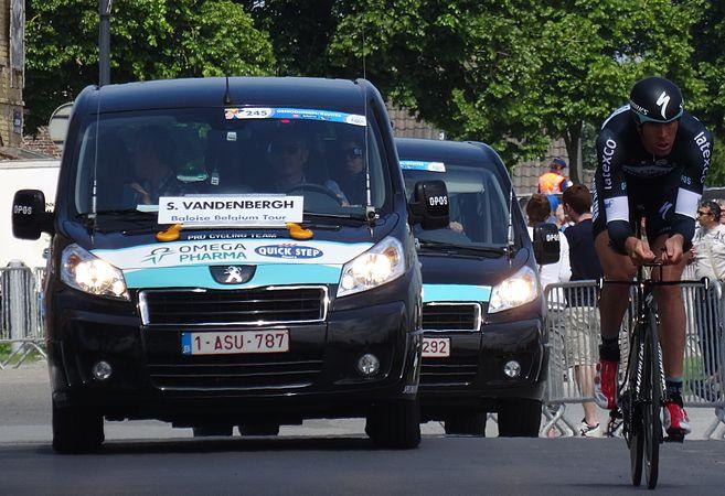 Diksmuide - Ronde van België, etappe 3, individuele tijdrit, 30 mei 2014 (B052).JPG