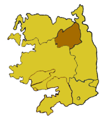 The Diocese of Achrony within the Province of Tuam