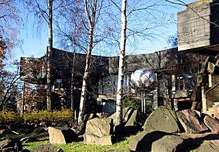 convention centre in Espoo, Finland