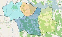 Kung Karls distrikt – Wikipedia